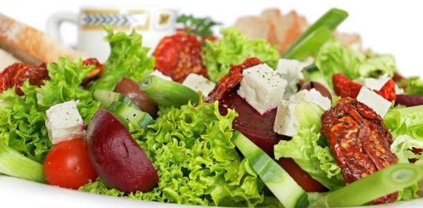 receita salada de alface