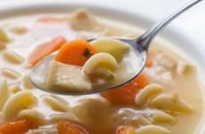 Receita Sopa de Legumes com Cream Cheese