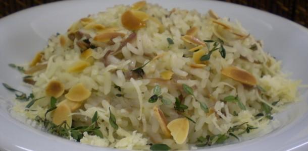receita arroz com especiarias