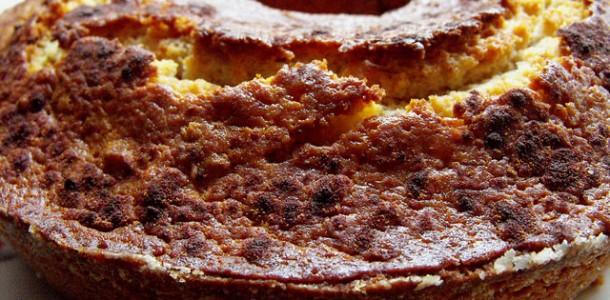 receita bolo de mel com nozes