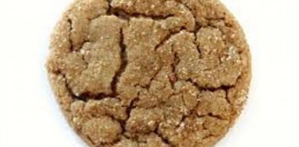 Receita Cookie de Aveia e Mel