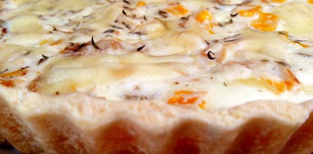receita massa básica para torta salgada