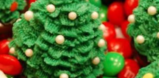 Receita Merengue de Menta para o Natal