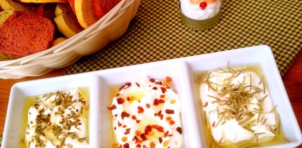receita molho de queijo temperado
