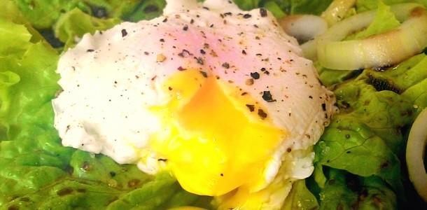 receita ovo pochê