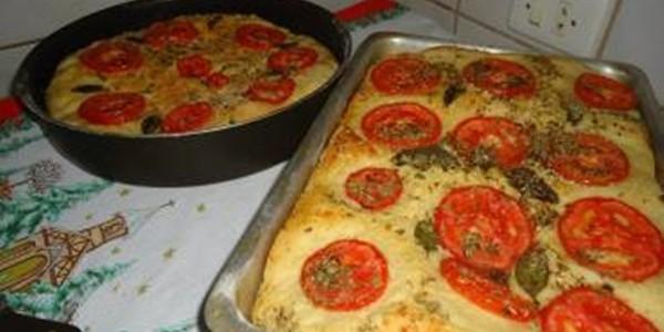 receita pão de batata italiano