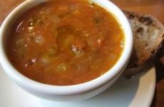Receita Sopa de Lentilha