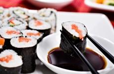 Receita Arroz de Sushi