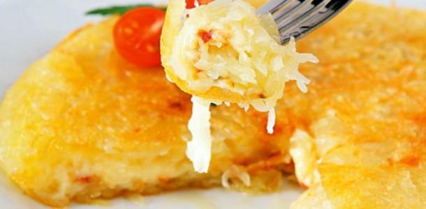 receita batata recheada com presunto e queijo