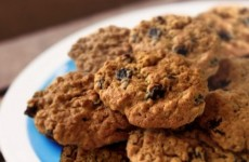 Cookie de Aveia e Passas