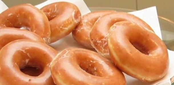 receita donuts caseiros