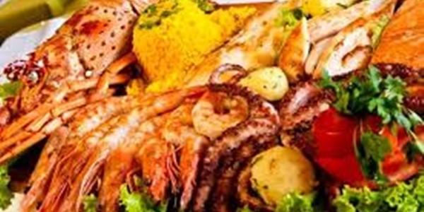 receita frutos do mar grelhados