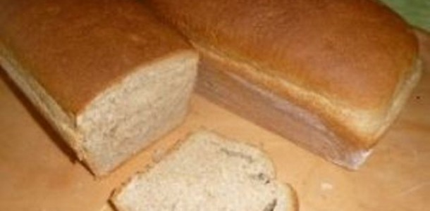 Receita Pão caseiro rápido fácil e delicioso