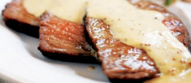 Receita Picanha na Mostarda
