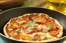 Receita Pizza de Frigideira