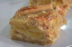 Receita Torta de banana com aveia