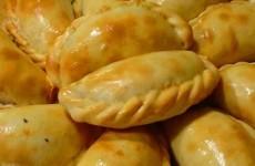 Empanadas de Presunto e Queijo