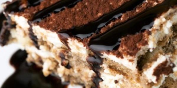 Cheesecake de Tiramisu