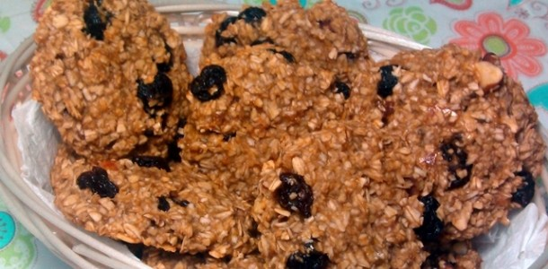 Cookies Saudáveis
