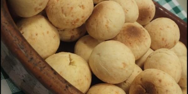 Receita Pão de Queijo Caseiro