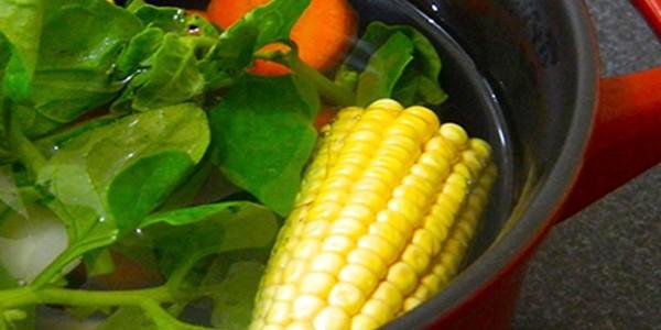 Receita Sopa de Legumes