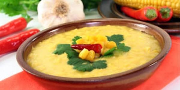 Sopa de Milho Cremosa