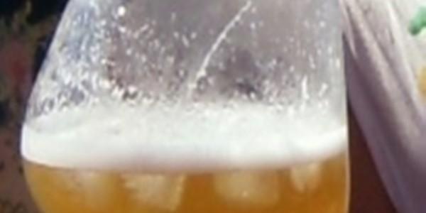 Caipirinha de Cerveja