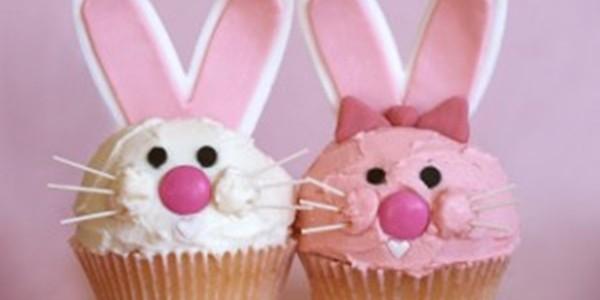 Cupcake para a Páscoa