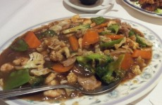 Receita Isca de Carne com Legumes
