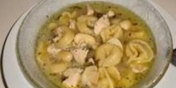 Receita Sopa de Capeletti