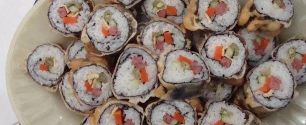 Sushi Rot Holl Brasileiro