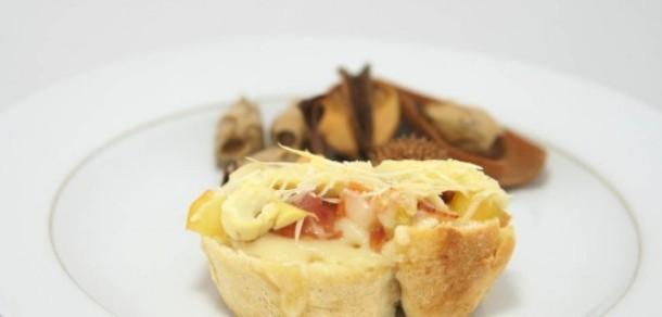 bruschetta de champignon