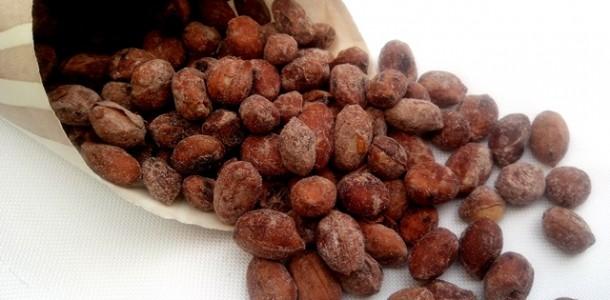 amendoim salgado torrado