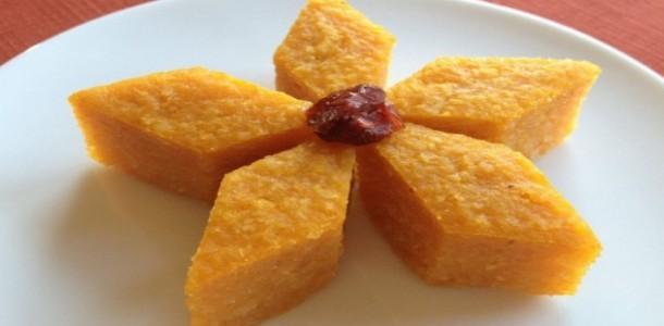 bolo de mandioca fresca
