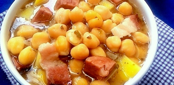 Cozido de Espanhol