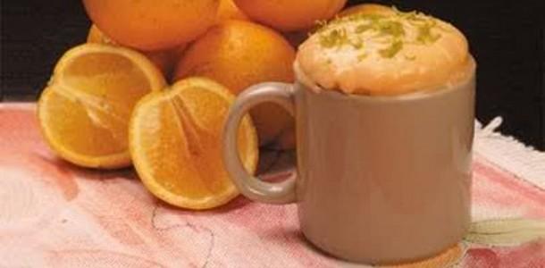 bolo de laranja fácil