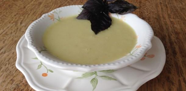 sopa de batata diferenciada