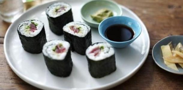 Sushi Rápido e Fácil