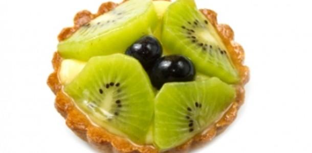Tortinhas de Kiwi