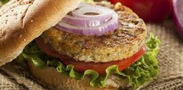 hambúrguer de lentilha