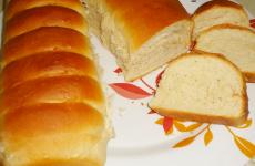 pão doce fofinho