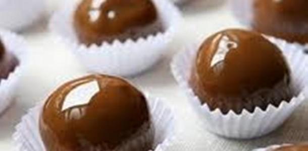 brigadeiro caramelado