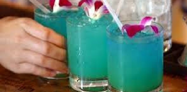 Drink Mai Tai Blue
