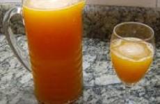fanta laranja caseira