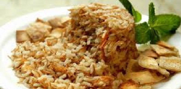 arroz marroquino