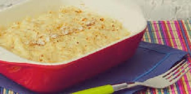espaguete nissin ao forno