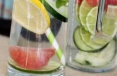 Água Detox Diutética