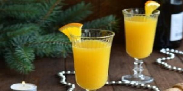 Drink Fácil Mimosa