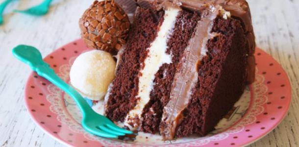bolo de kinder bueno