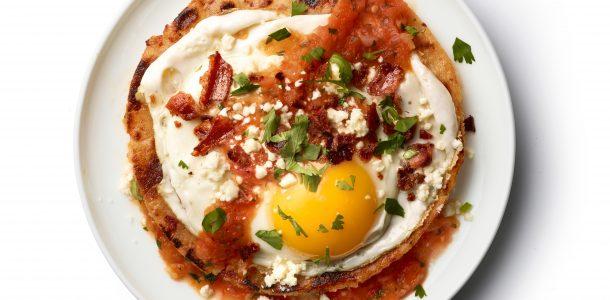 receita ovos rancheros